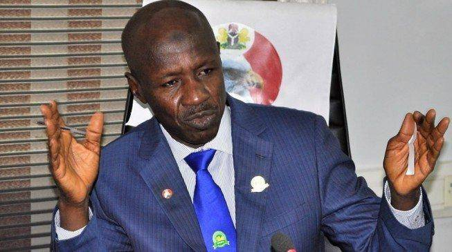 Recovering Stolen Funds is Frustrating - Magu, EFCC Boss 1
