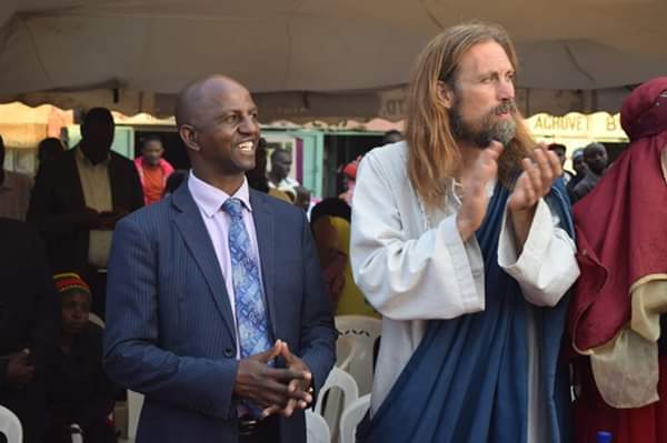 "Kenyan government deports ""Jesus"" and arrests pastors who invited him 14"