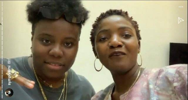 Teni and Simi set to drop a new song ? 4