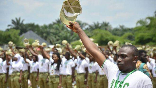 NYSC news report 1