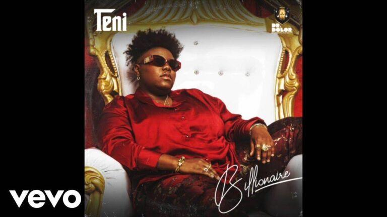 Teni - Billionaire, Review and lyrics