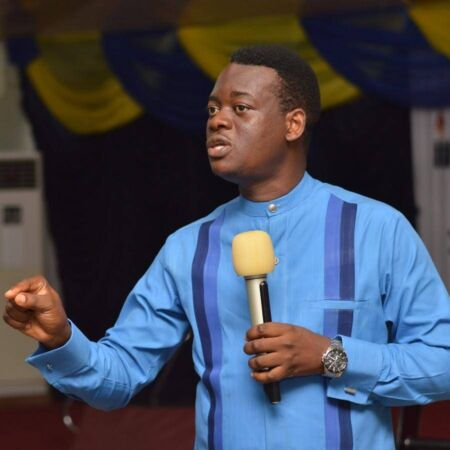 Apostle Arome Osayi - Biography, Wife, Age, Profile, Ministry and Books