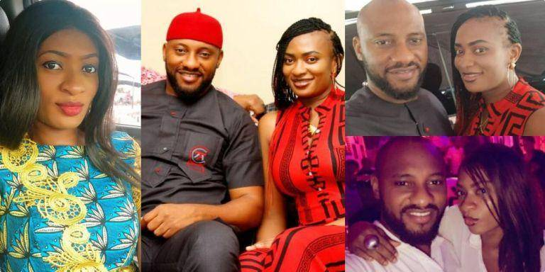Yul Edochie pays a special visit to his Mum and Dad after a longspun 1