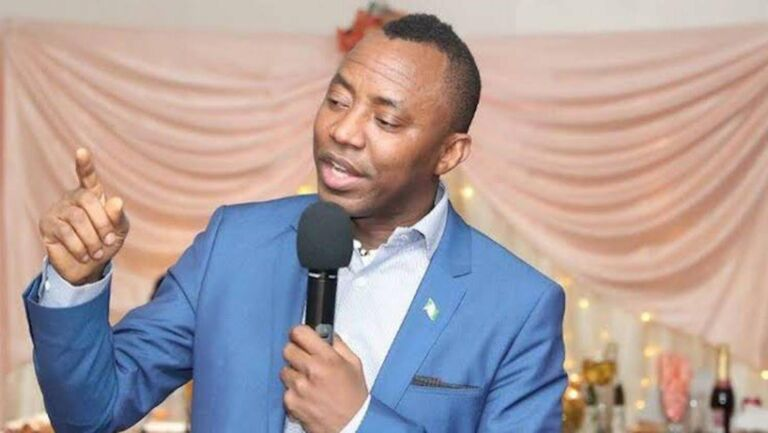 Sowore re-arrest: Maybe Sowore has Buhari's n*des - Nigerian says 11