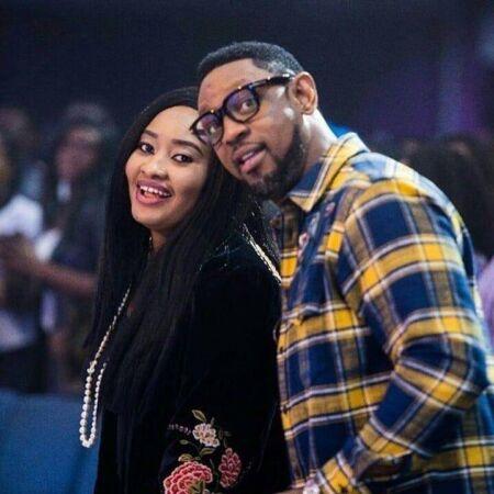 Biodun Fatoyinbo and his wife Modele Fatoyinbo