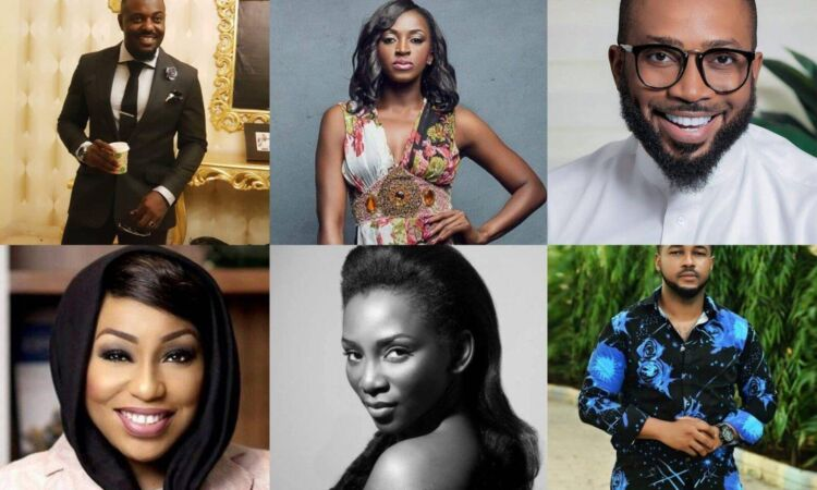 Nollywood Celebrities over 40 and Not Married 1