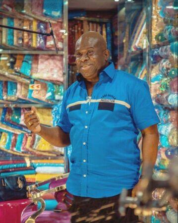 Tade Ogidan Biography Career and Net worth