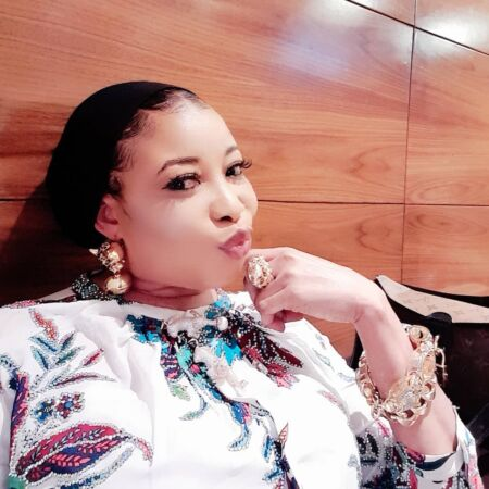 Lizzy Anjorin Biography, husband, and net worth