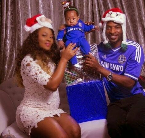 9ice in Chelsea FC Jersey