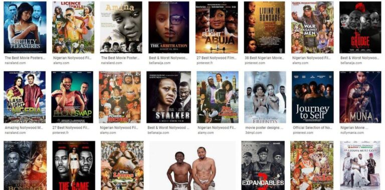 Bizarre truth about Nollywood Movie Posters 1