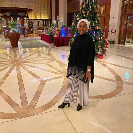 Maryam Ceetar Isah
