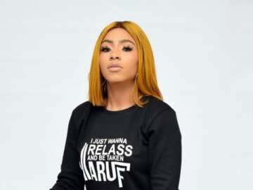 Mercy Eke dumps Ike