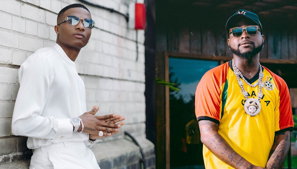 Wizkid and Davido who is more popular