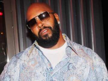 Posh Knight's father, Suge Knight