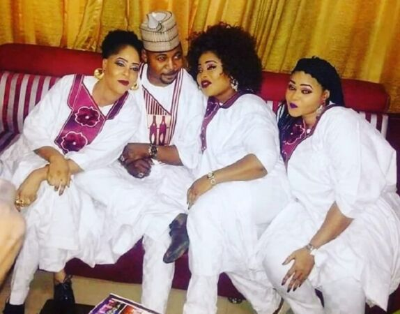 MC Oluomo and his wives