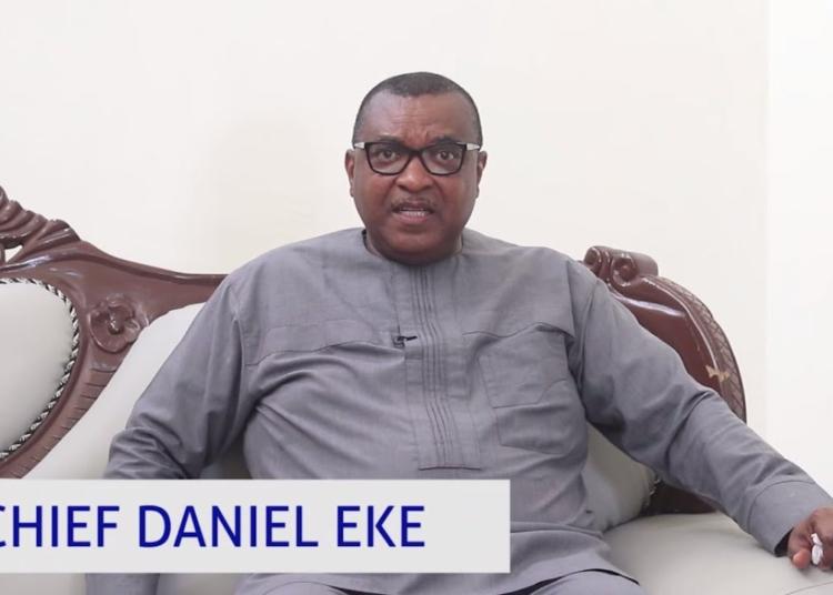 Chief Daniel Eke