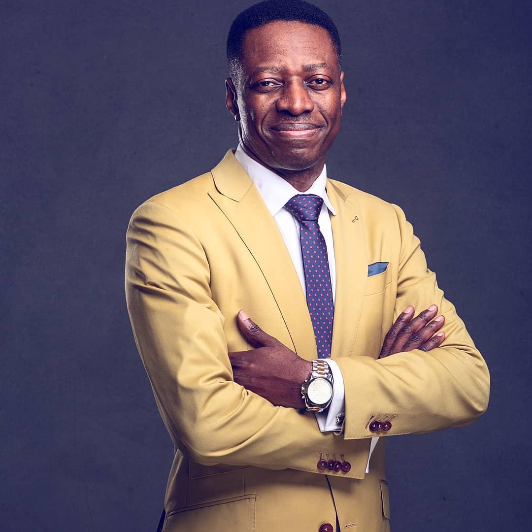 Pastor Sam Adeyemi 1