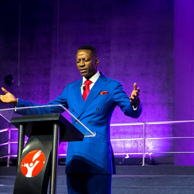 Pastor Sam Adeyemi Ministry