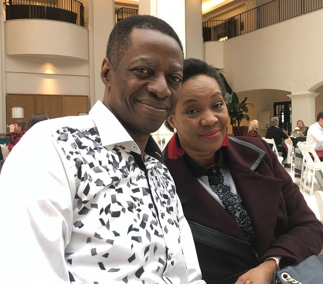 Pastor Sam Adeyemi and his wife Adenike Adeyemi