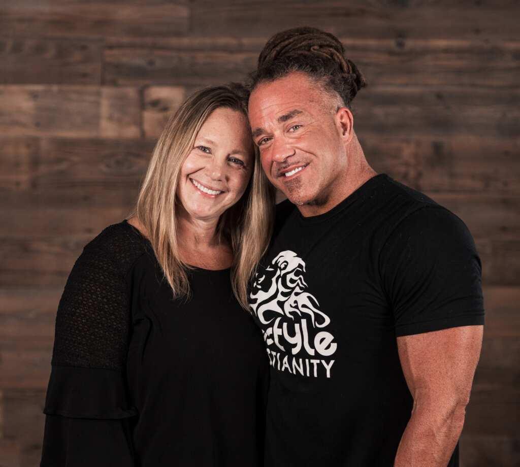 Sarah White and Todd White