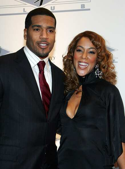 Shawnee Simms and her husband Jim Jackson