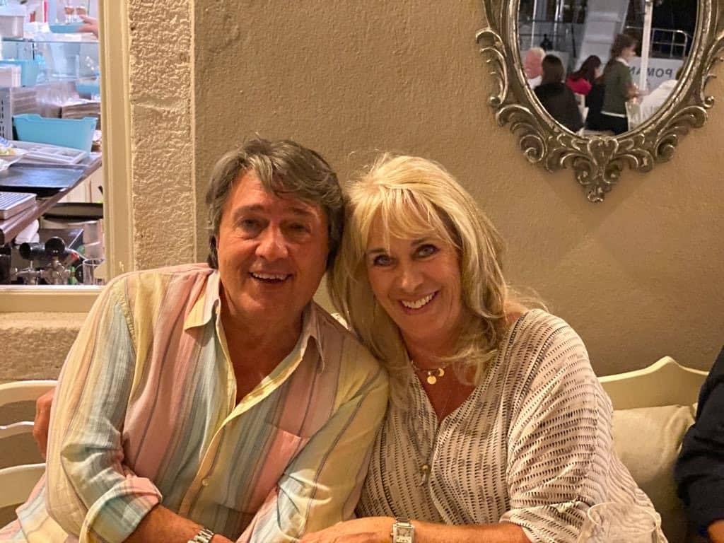 Emir Mulabegovic and his wife Carole Malone