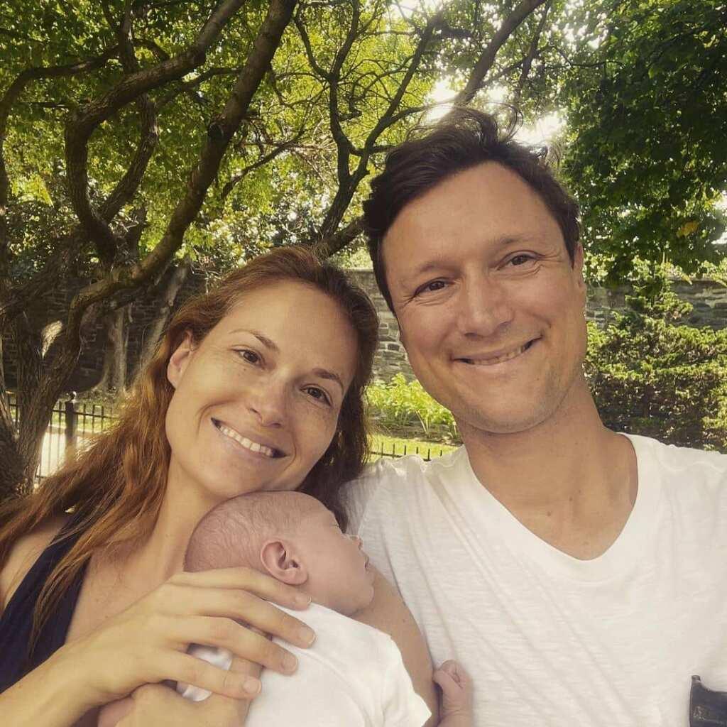 Gillian Turner and her husband Alex Kramer