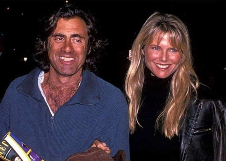 Richard Taubman and Christie Brinkley 1314x876