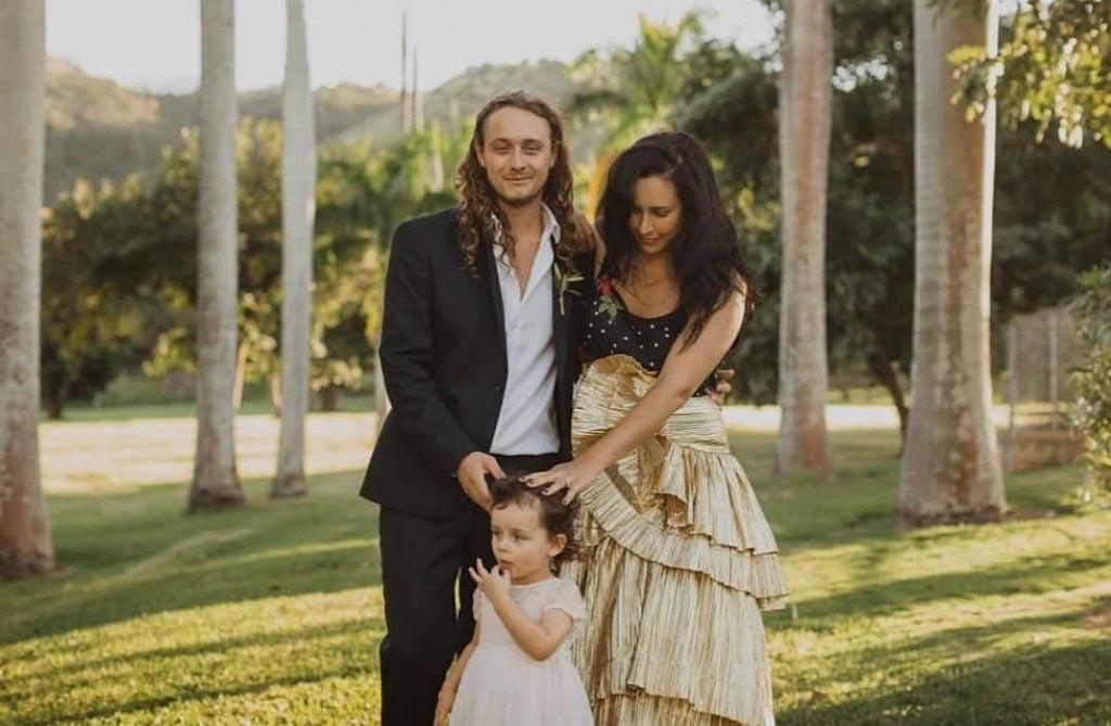 Benjamin Hastings Family