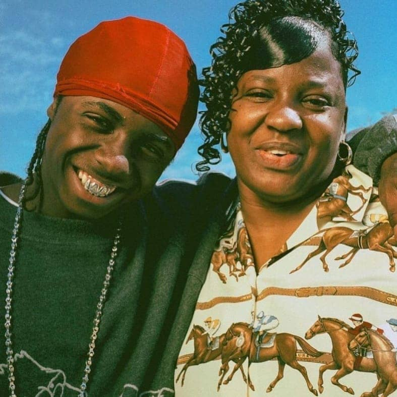 Jacida Carter and Lil Wayne